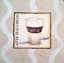 Latte Macchiato  von Sonja Schumacher