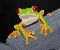 Frog by isarts