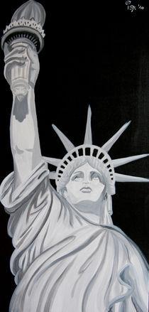 Miss Liberty by isarts