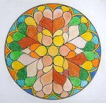 Mandala 7 by Ulrico Gleisner