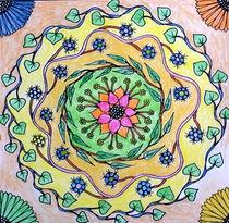 Mandala 1 by Ulrico Gleisner