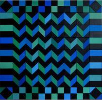 Variobild Malerei Nr 44 von Peter Ulrich
