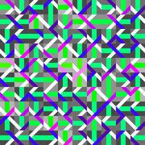 Variobild DigitalArt Nr 71 Variante von Peter Ulrich