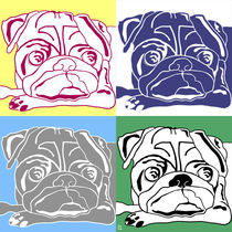 Mops Max by Peter Ulrich