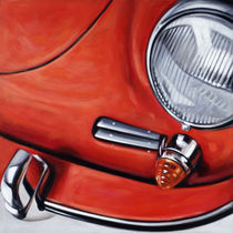 Porsche356 by Klaus Boekhoff