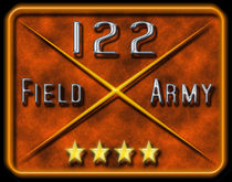 122nd Field Army by Elmar Dickhoven