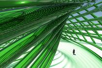 Cyber Garden by jacofuego