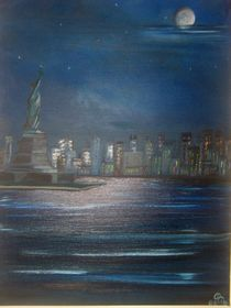 New York by Pia-Susann Roese