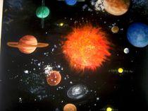 Universum groß by Pia-Susann Roese