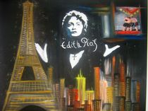 Edith Piaf von Pia-Susann Roese
