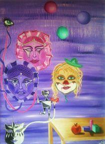 Masken von Pia-Susann Roese