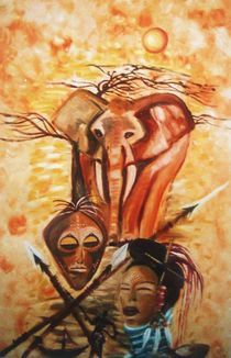 Afrika by Pia-Susann Roese
