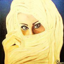 Orientalische Frau by Pia-Susann Roese