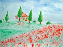Toscana von Katja Wegner