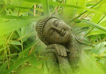 BUDDHA by bluemoonart