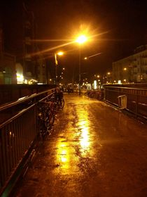 Rain by bluemoonart