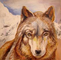 """Wolf von Dorothea """"Elia"""" Piper"""