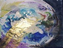 """Galaxy 1 by Dorothea """"Elia"""" Piper"""