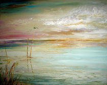 "Abend am See by Dorothea ""Elia"" Piper"
