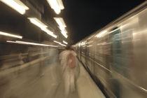 New York City - Subway by Doris Krüger