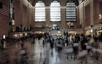 New York City - Grand Central Station by Doris Krüger