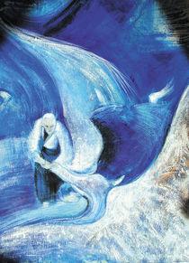 Way of water (detail) - Aikido von Sylke Gande