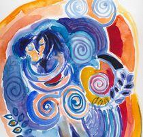 Kiss 2 by Sylke Gande