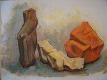 Steine 2 von alfons niex