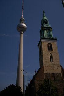 Berlin I by Nicolai Fleckenstein