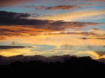 Wolkenstimmungen von Ka Wegner