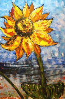 Sonnenblume von Ka Wegner