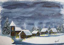 Winter 1 von Christine Huwer