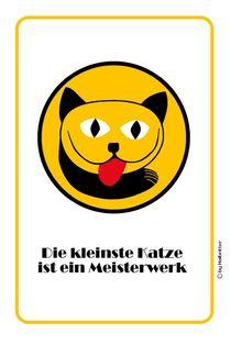 Die kleinste Katze von Willi Halbritter