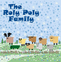 The Roly Poly Family von Willi Halbritter