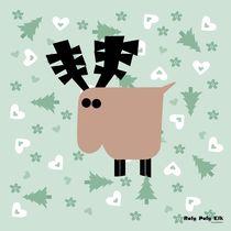 Roly Poly Elk von Willi Halbritter