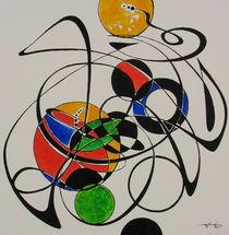 Weltraum: Kosmische Rhythmik 6 by Dieter Holzner