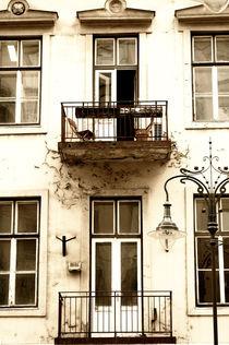 Fassade von Harald Winter