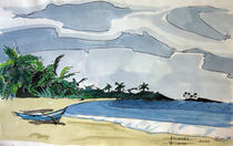 hikkaduwa beach by Mike Shane