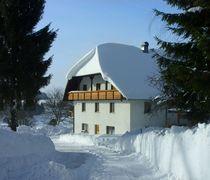 Winterhaus von Eva-Maria Oeser