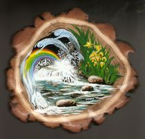 Wesen des Wassers von Eva-Maria Oeser