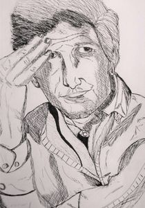 Peter Falk als Columbo by frizzante3d