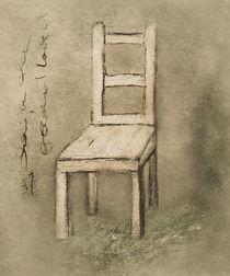 chair in my garden von lamade