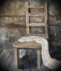 Stuhl by Christine Lamade