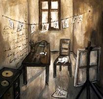 Atelier von Christine Lamade