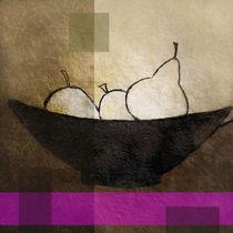 Birnenstilleben von Christine Lamade