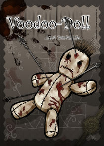 Voodoo Doll by Jörn Zimmermann