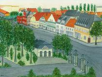 Paderborn - Schlosseingang Schloss Neuhaus by staebe