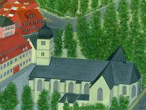 Paderborn - Pfarrkirche Sankt Heinrich by staebe