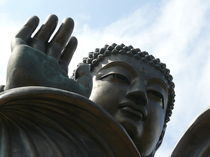 Hong Kong Buddha by shei