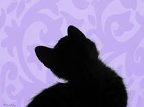 Katze von Valérie Salvetti